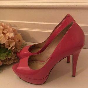 Pour la victoire pink heels 9.5